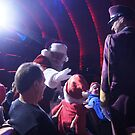 Radio City Music Hall, New York City, THE MAGIC OF CHRISTMAS with a visit from Santa Claus by BodyIllumin