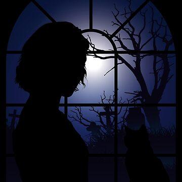Chilling Nights of Sabrina by reymustdie