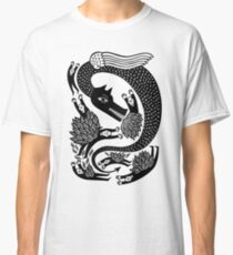And the dragon Classic T-Shirt