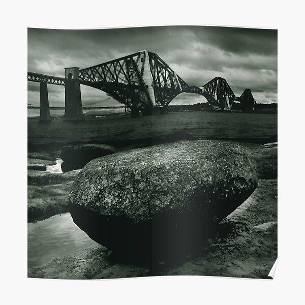 Big Rock Big Bridge Poster