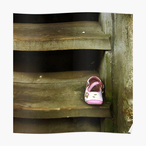 Little Lost Shoe Poster