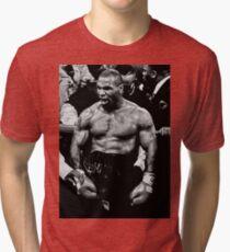 Mike Tyson Tri-blend T-Shirt