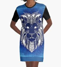 Lion King Graphic T-Shirt Dress