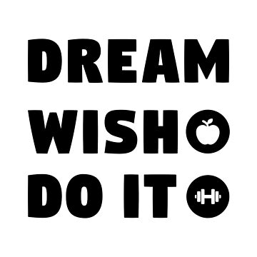 Dream Wish Do It Resolution by studiopico