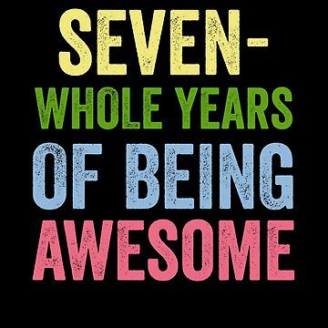 Birthday 17 Years Of Being Awesome by with-care