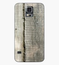 Wooden boards Case/Skin for Samsung Galaxy
