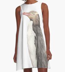 Penguin - Megadyptes Antipodes A-Line Dress