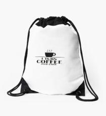 Programming Jokes Drawstring Bag