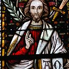 Jesus Christ by Rowan  Lewgalon