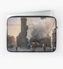 Boston and Maine Railroad depot, Salem ca 1910 Laptop Sleeve