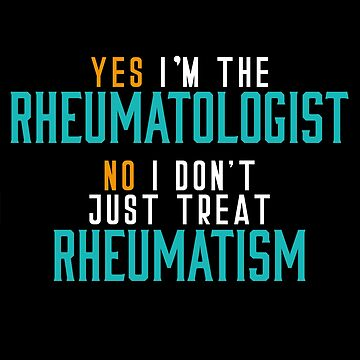 Hospital Rheumatologist by BlueRockDesigns