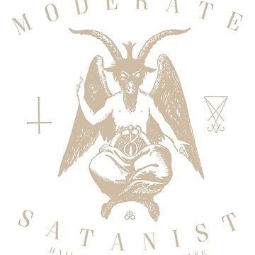 Moderate Satanist by TheZeroCorp