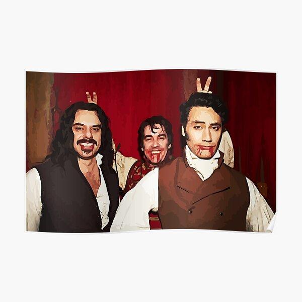Fabulous Vampires Poster