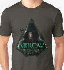 Arrow, You have failed this city Unisex T-Shirt