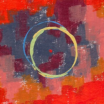 Circles 1 by Landrigan
