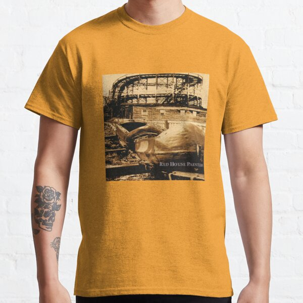 Red House Painters Album Cover Classic T-Shirt