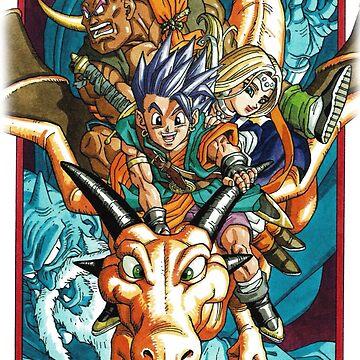 Dragon Quest VI by ZacCummings
