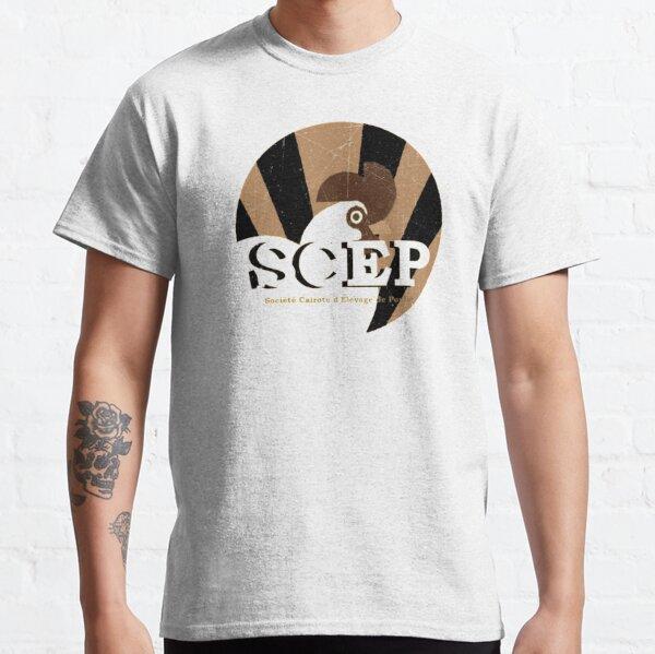 OSS 117 : SCEP Société Cairote d'Élevage de Poulet Vintage  OSS117 T-shirt classique
