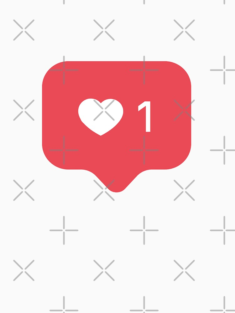 Instagram Like - Insta Like - Insta Heart 1 by poland-ball