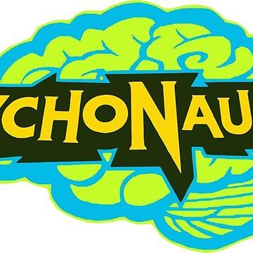 Psychonauts 2 by ZacCummings