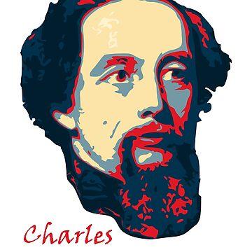 Charles Dickens by idaspark