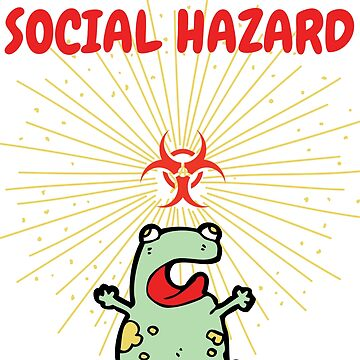 Froggy The Social Hazard by Roland1980