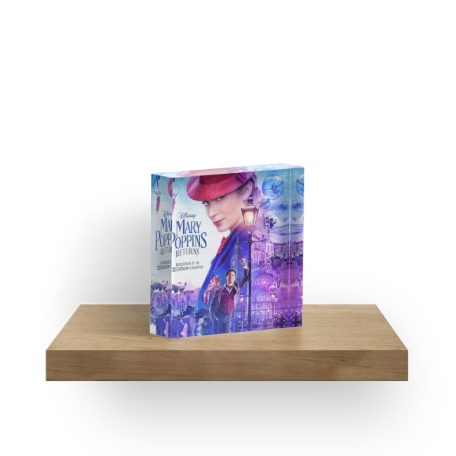 Mary Poppins Returns Poster – Jerusalem House