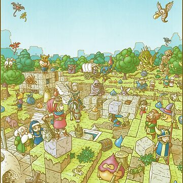 Dragon Quest Builders by ZacCummings