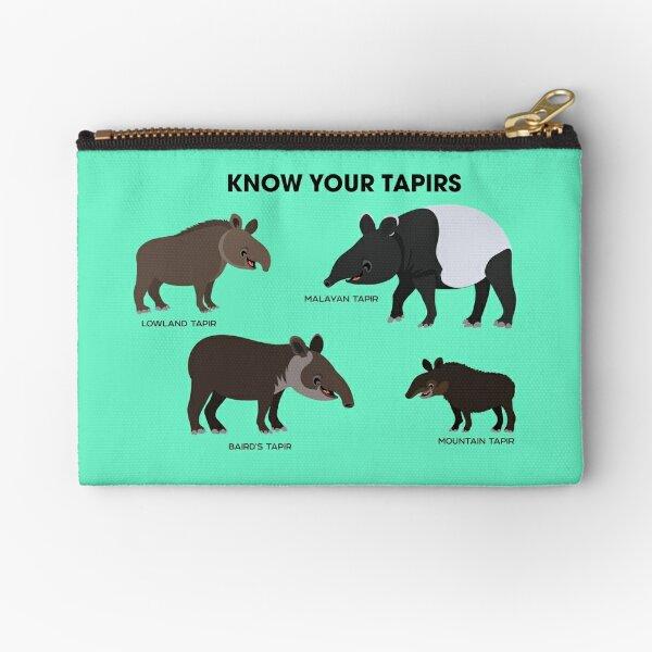 Connaissez vos tapirs Pochette