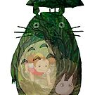 My Neighbor Totoro (1) by Agustí López