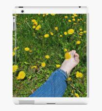 Bare Footing iPad Case/Skin
