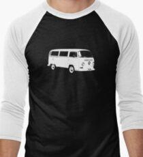 VW T2 Bus Men's Baseball ¾ T-Shirt
