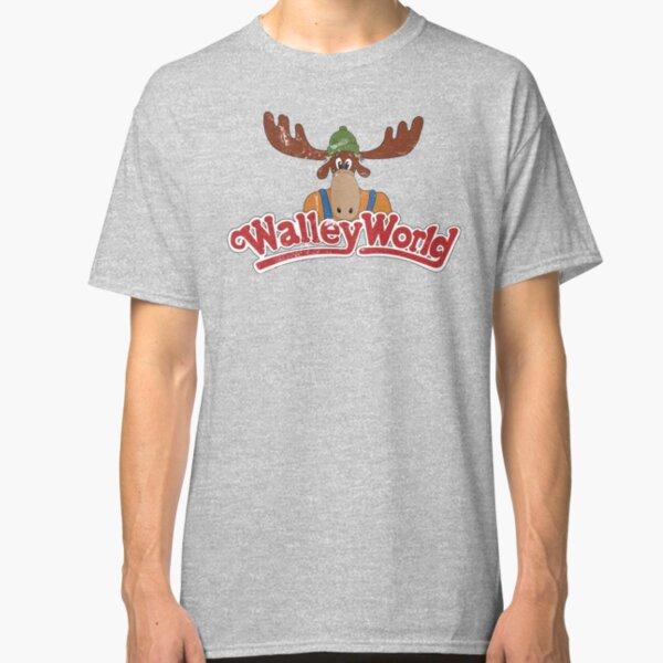Walley World - Distressed Logo Classic T-Shirt