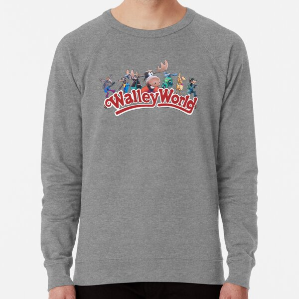 Walley World - Full Character Logo Lightweight Sweatshirt