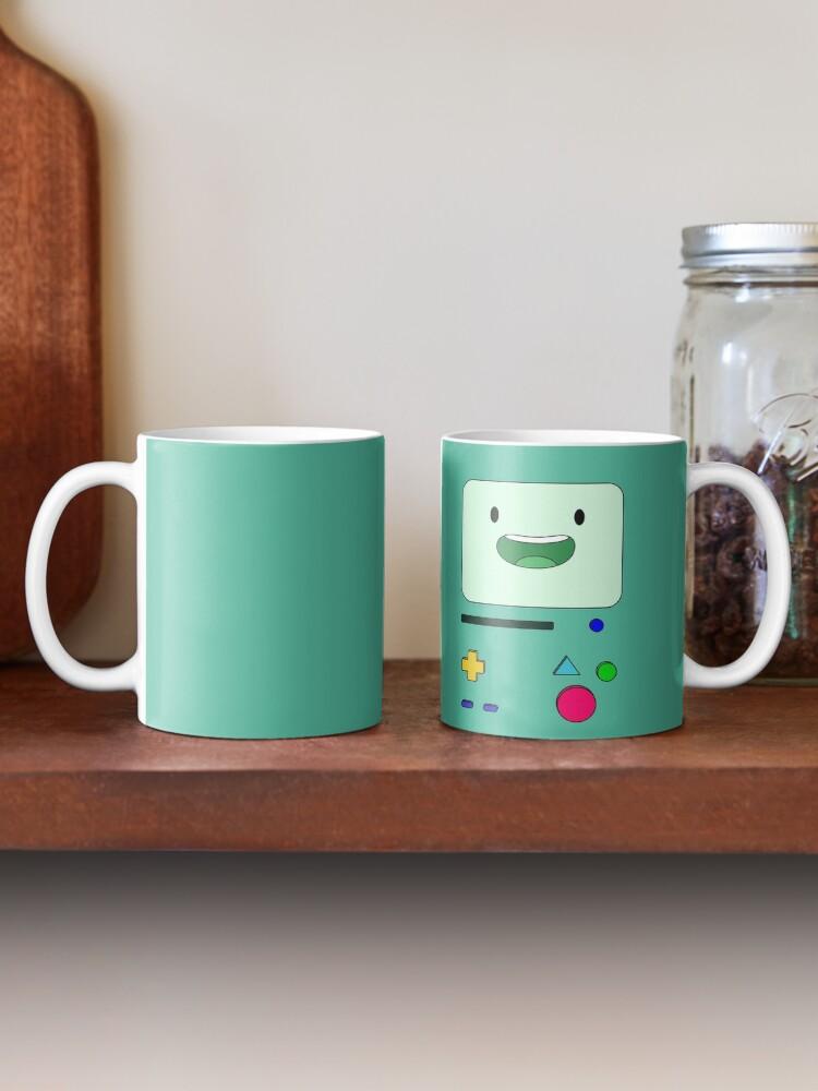 Alternate view of BMO sits and waves - AdventureTime™ Mug
