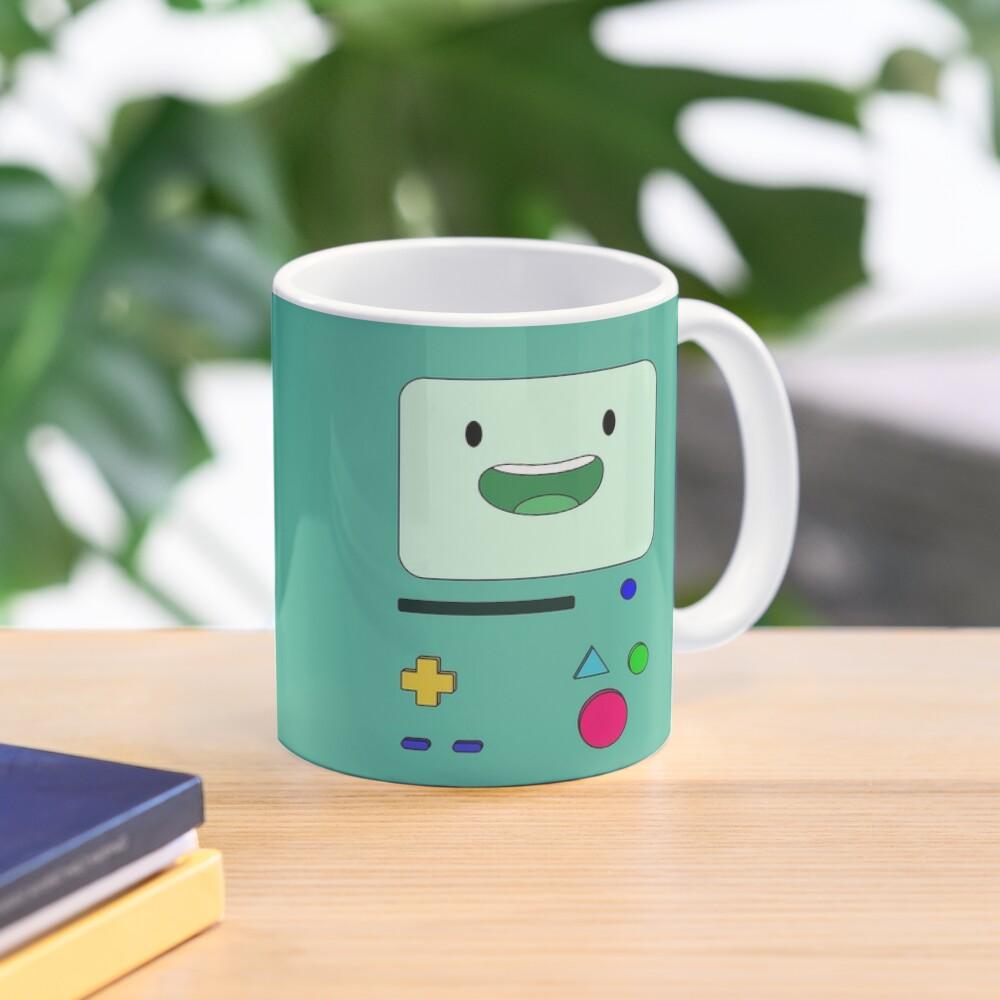 BMO sits and waves - AdventureTime™ Mug