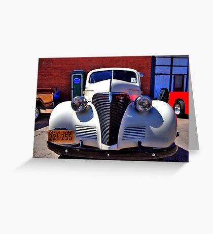'39 Chevy Greeting Card