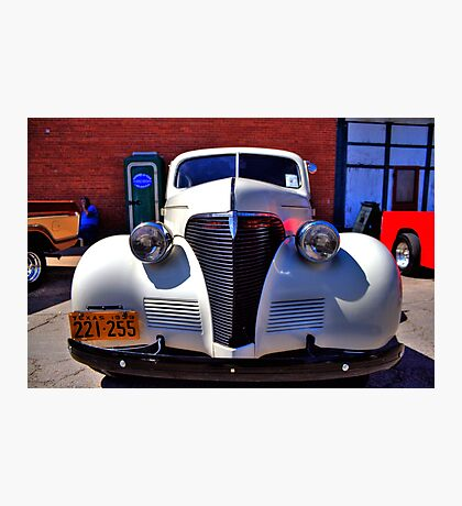 '39 Chevy Photographic Print