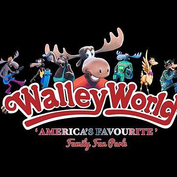 Walley World - America's Favourite Logo by Purakushi