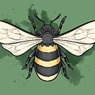 Bumble bee by Dragonmelde