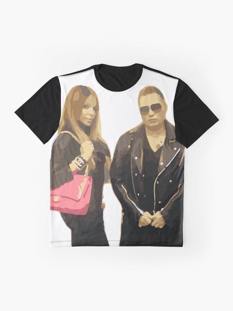 Scott Storch & His Wife FloJo | Graphic T-Shirt
