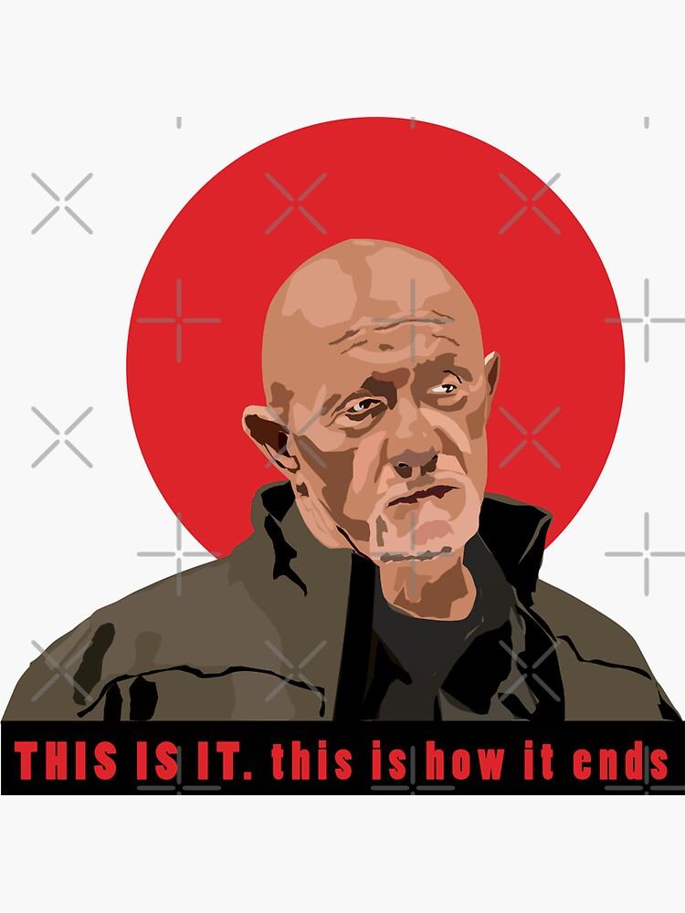Mike Ehrmantraut  -  Better Call Saul by mayerarts