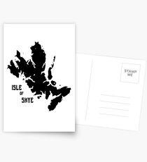 The Isle of Skye, Western Isles, Hebrides,Scotland Postcards