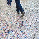 Confetti in the street by jsebouvi