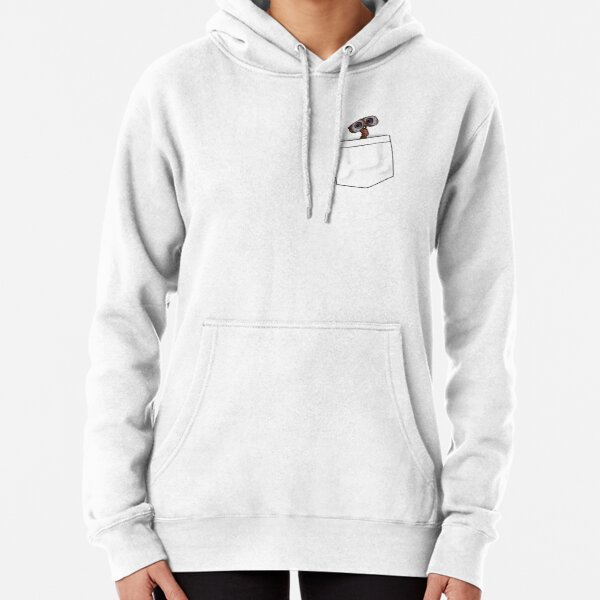Wall-E Pocket Pullover Hoodie