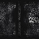 « Livre ancien Ad Vitam Aeternam » par Chrystelle Hubert