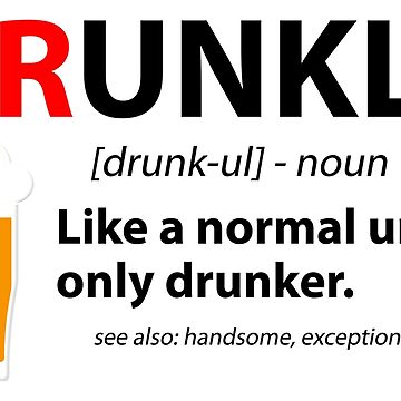 Funny Drunkle Shirt For Your Favorite Uncle! by IntrepiShirts