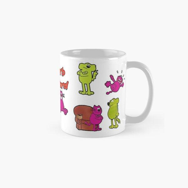 Roobarb and Custard mug Classic Mug
