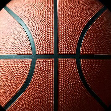 Basketball by adrianbrockwell