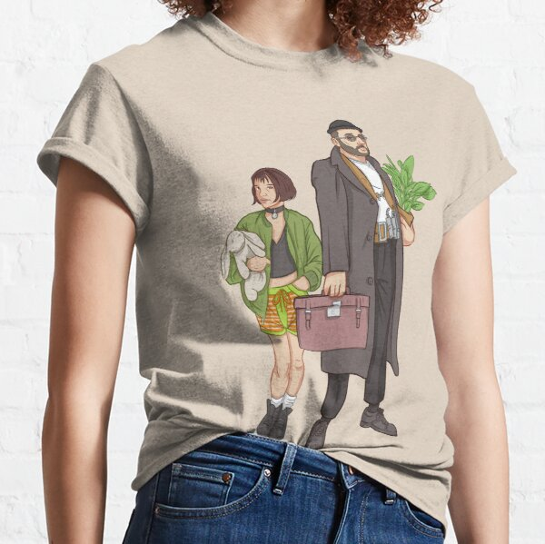 Leon & Mathilda Classic T-Shirt